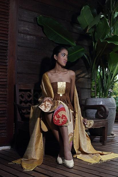 Golden Silk IKAT & Brocatel Siem Reap