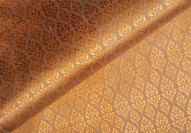 Golden Silk Khmer Royal Vintage
