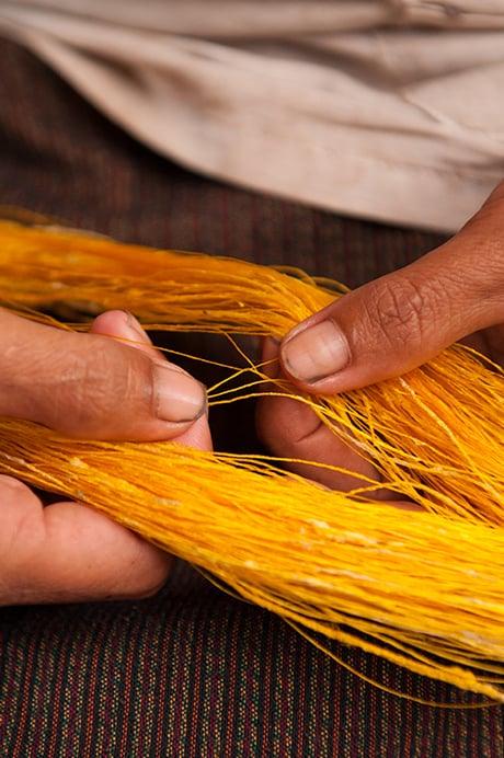 Golden Silk Thread - Taken by Conor Wall